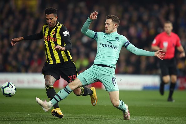Watford are set to take on Arsenal this weekend.
