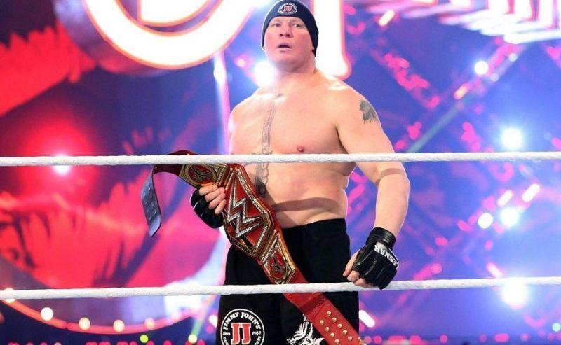 Clash of Champions में ब्रॉक लैसनर की एंट्री WWE को फायदा दिला सकती है