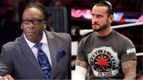 Booker T says he'd come back to the ring to face CM Punk
