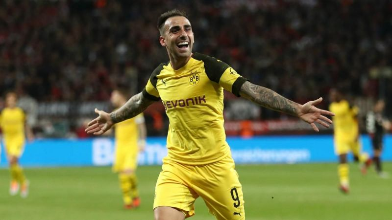 Paco Alcácer will be looking to maintain his fine start to the new season