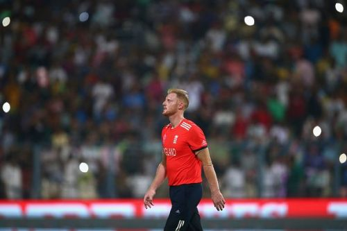 Ben Stokes was hit for four sixes in a row as England lost the T20 World Cup final to West Indies
