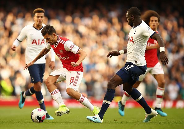 The North London Derby lived up to the hype