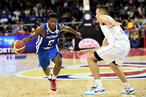 CJ Perez has been Philippines best player at FIBA World Cup 2019