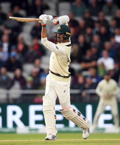 Michell Starc's fiery cameo propelled Australia into the driving seat.