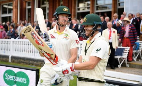 England v Australia - 2nd Specsavers Ashes Test: Day Two