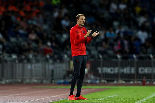 Thomas Tuchel was the mastermind behind PSG