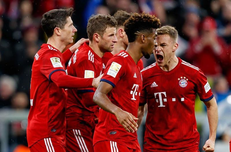 Bayern Munich would be aiming to comprehensively beat underdogs Red Star and gain confidence