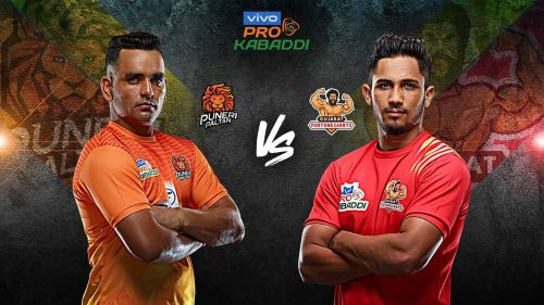 Puneri Paltan looks to make it 2-0 this season against Gujarat Fortune Giants.
