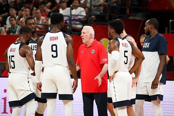FIBA World Cup 2019: 3 Talking Points from USA vs Greece
