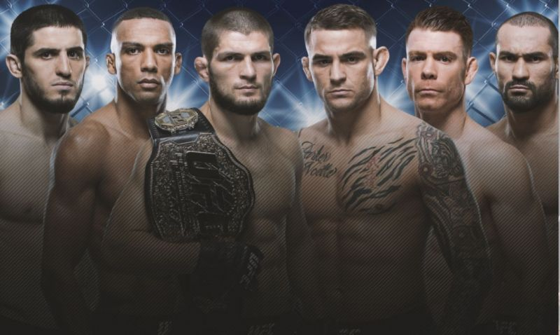 UFC 242.