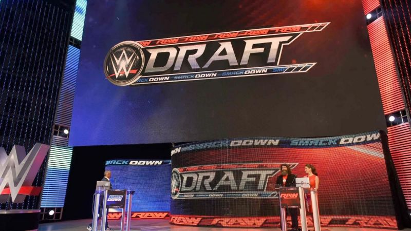 WWE ड्राफ्ट से पहले क्रिएटिव लड़ाई