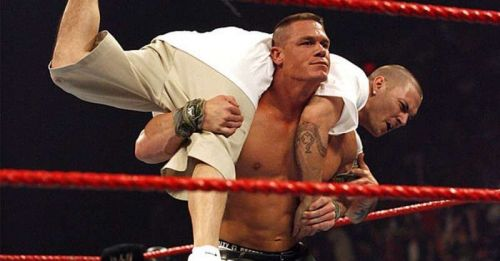 Kevin Federline has a singles victory over 16-time world champion John Cena