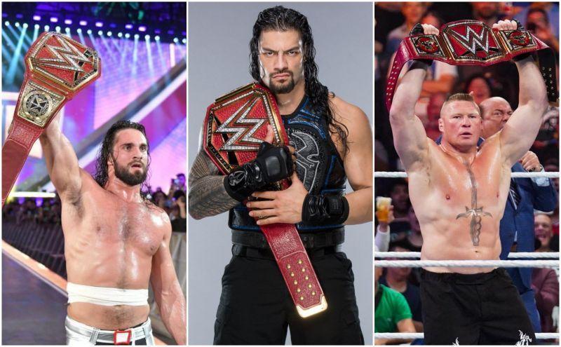 WWE यूनिवर्सल चैंपियन