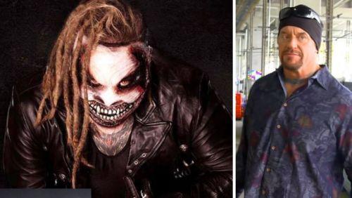 Bray Wyatt/ Undertaker