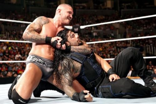Orton and Reigns are destined to headline a WrestleMania