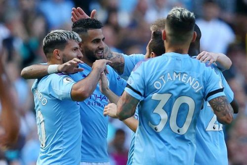 Manchester City - Unrelenting