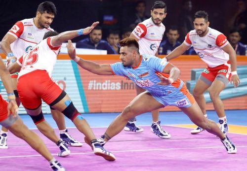 बंगाल वॉरियर्स की एक और जीत, मनिंदर सिंह का एक और सुपर 10