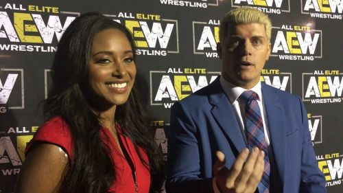 Cody is one of the Executive Vice Presidents of AEW