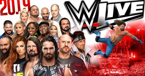 WWE have confirmed the news