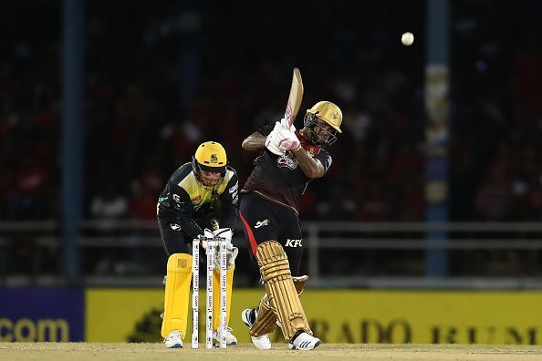 Sunil Narine came up with a superb all-round performance for Trinbago Knight Riders v Jamaica Tallawahs in the 2019 CPL