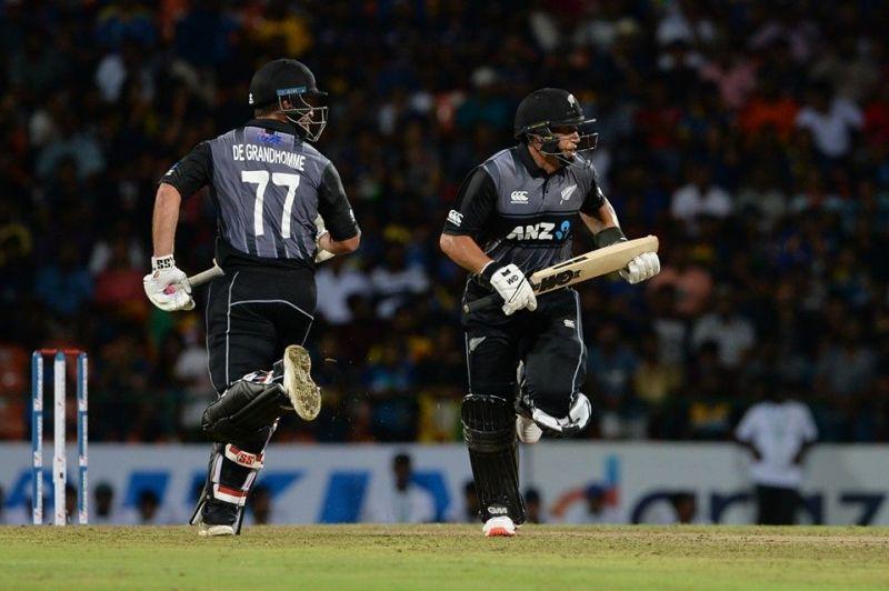 न्यूज़ीलैंड ने जीता पहला मैच