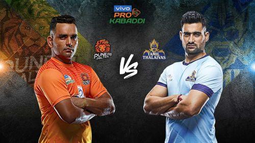 Puneri Paltan seek their second win at home against Tamil Thalaivas.