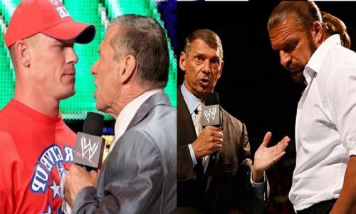 Vince has pinned both these men