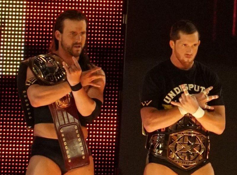 WWE NXT Tag Champions