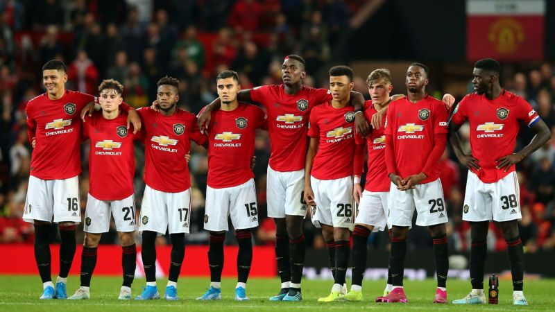 Manchester United - cropped