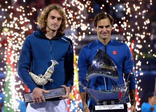 Tsitsipas and Federer are ready to jazz up the court