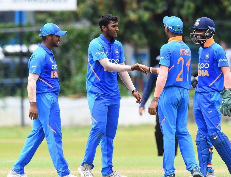 भारतीय टीम अंक तालिका में टॉप पर बरकरार