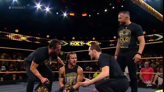 WWE NXT Results (September 25th, 2019): Riddle and Dain brawl for a title shot, Walter makes an impact