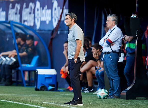 Valverde made the right changes to bring Barca back into the game.