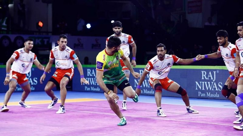 Can Patna maintain their unbeaten run? (Image Courtesy: Pro Kabaddi)