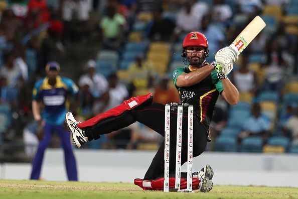 St Kitts and Nevis Patriots have reached the play-offs twice but have never won the tournament