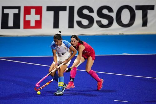 Rani Rampal will be leading the women's side against a tricky opponent.