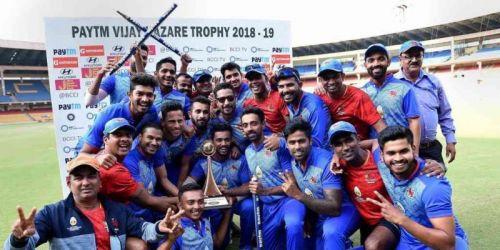 Last year's champion, Mumbai