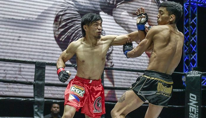 Adiwang is competing on the biggest stage in his career on October 13 at ONE: CENTURY PART 1 where his first test will be against Senzo Ikeda