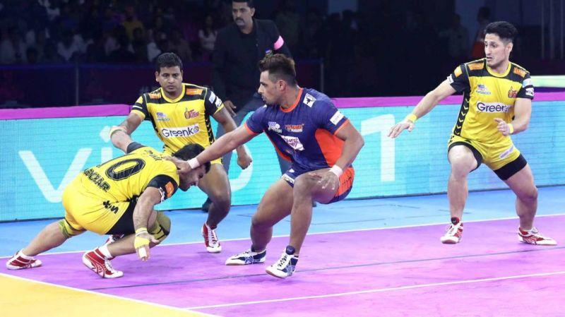 मनिंदर सिंह ने अपनी टीम के लिए एक बार फिर जबरदस्त प्रदर्शन किया