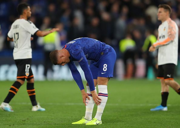 Barkley was unable to convert a penalty that would