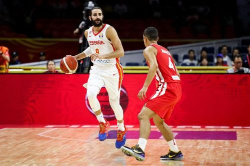 Ricky Rubio impressed again as Spain beat Puerto Rico to qualify