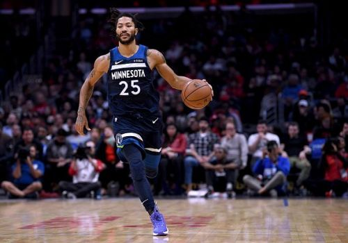 Derrick Rose enjoyed a resurgent season with the Timberwolves