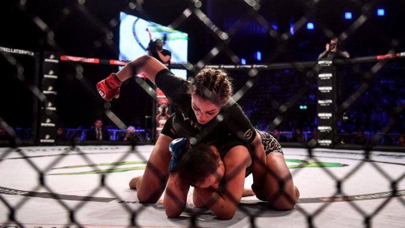 Leah McCourt won against Kerry Hughes