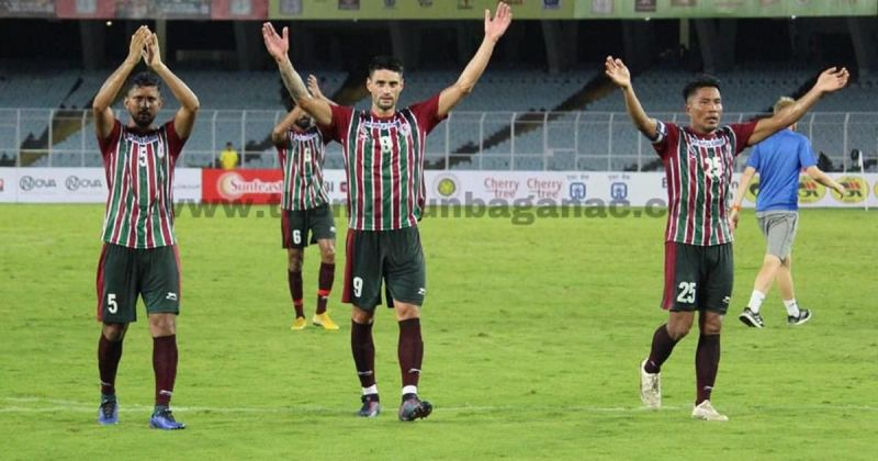 This was Mohun Bagan
