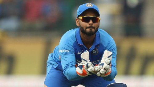 Rishabh Pant is likely to take over from MS Dhoni.