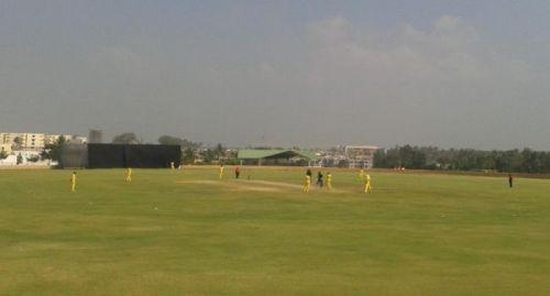अलूर स्टेडियम, बेंगलुरु