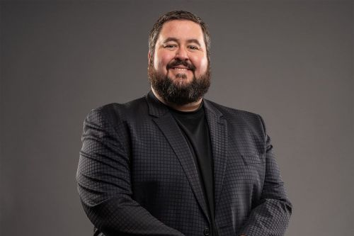 Conrad Thompson heads a wrestling podcast empire. Whom should he recruit next?