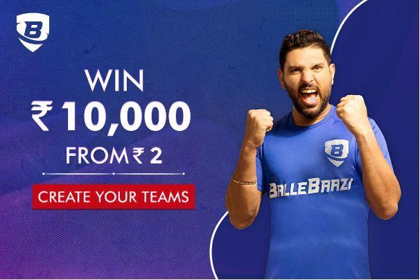 BalleBaazi.com दे रहा है आपको बड़ा मौका