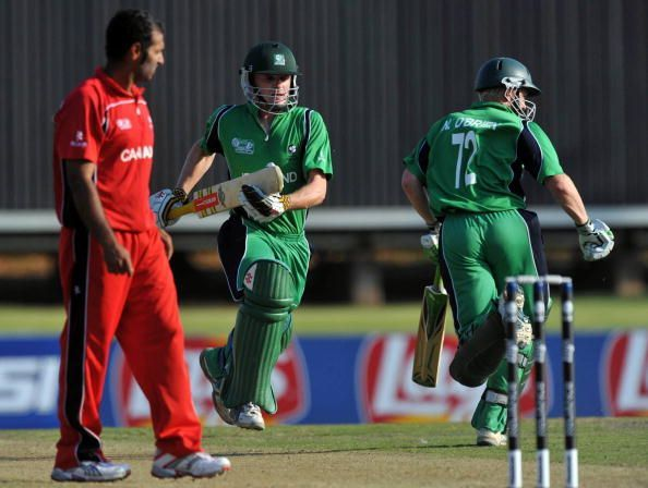 ICC Mens World Cup Qualifiers Final - Ireland v Canada
