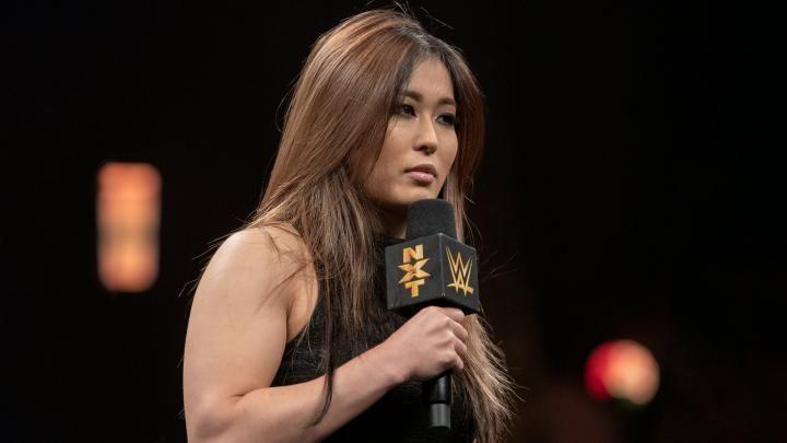 Io Shirai has grown to become a staple of the NXT Women